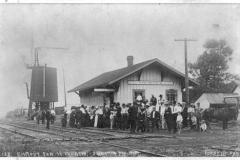 Union Pacific Railroad Co. Depot 1911 (2)