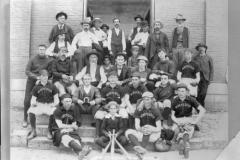 Winchester Baseball 1890s